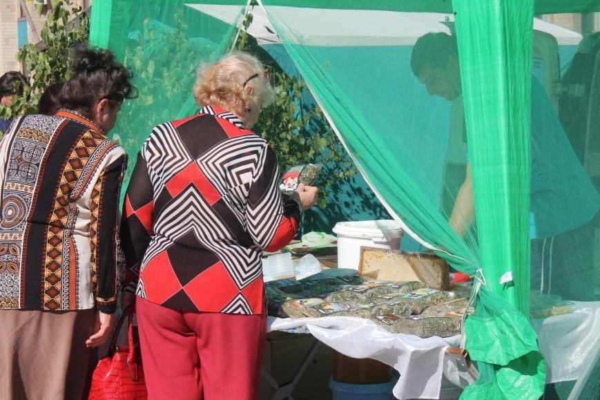 В Днепродзержинске открылась ярмарка «Золотая осень», фото-7