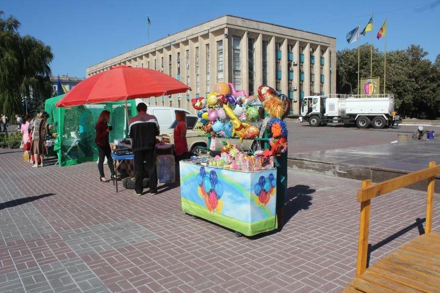 В Днепродзержинске открылась ярмарка «Золотая осень», фото-14