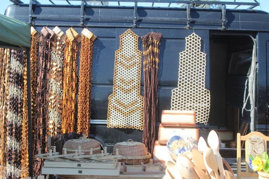 В Днепродзержинске открылась ярмарка «Золотая осень», фото-17