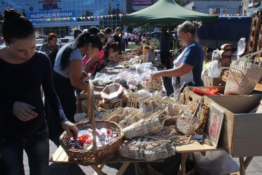В Днепродзержинске открылась ярмарка «Золотая осень» (фото) - фото 3