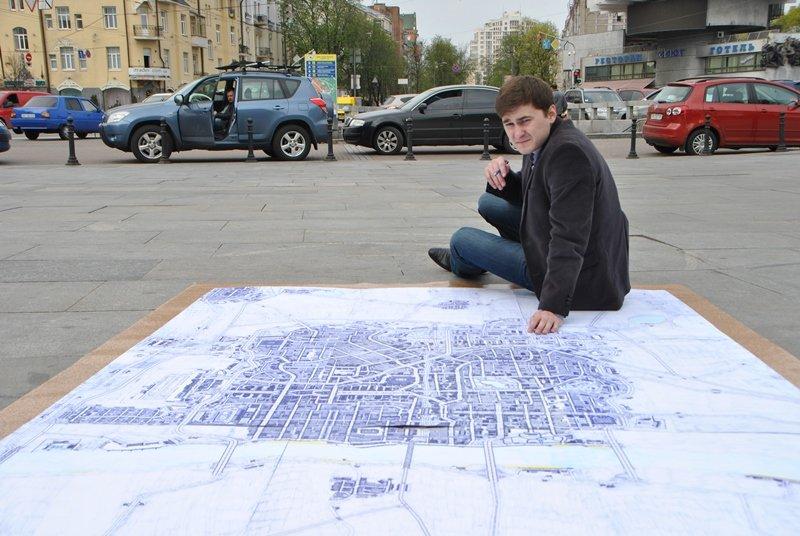 Рекорди України: найбільший малюнок кульковою ручкою (ФОТО) (фото) - фото 1