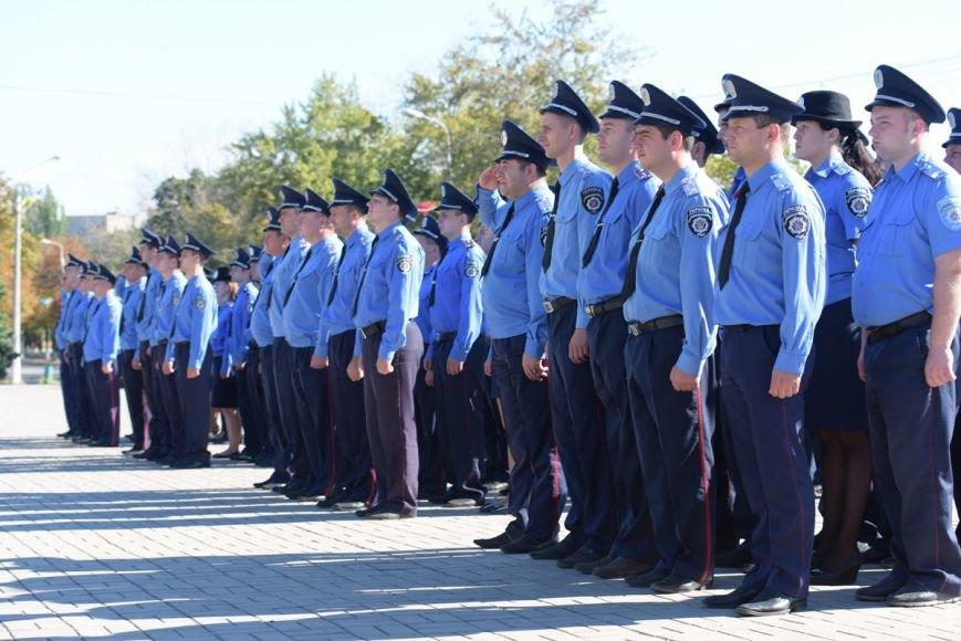 Милиция Донетчины усилила меры безопасности ко Дню Мариуполя (ФОТО), фото-2