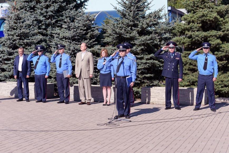 Милиция Донетчины усилила меры безопасности ко Дню Мариуполя (ФОТО), фото-3