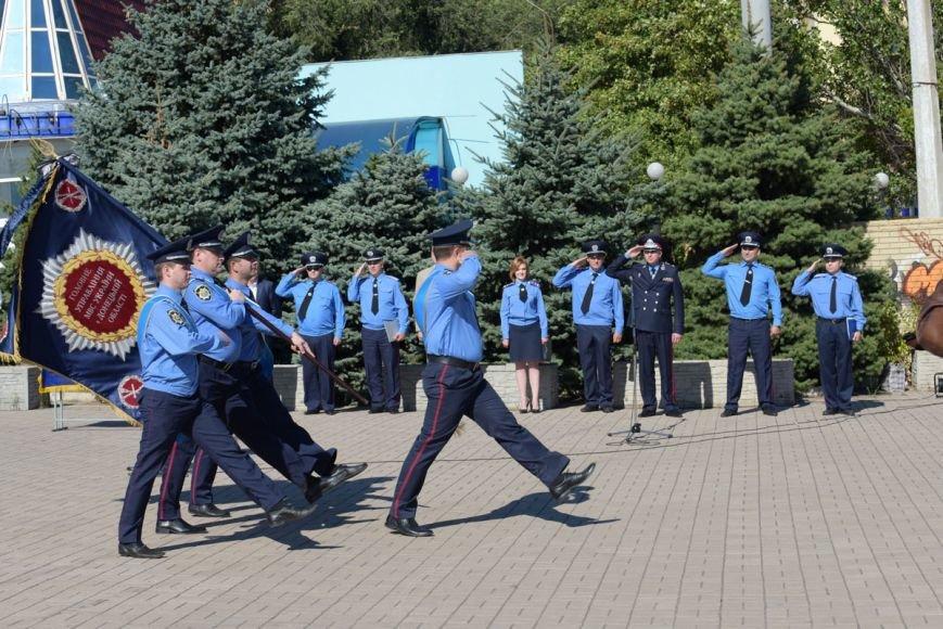 Милиция Донетчины усилила меры безопасности ко Дню Мариуполя (ФОТО), фото-7