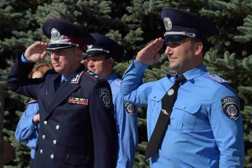 Милиция Донетчины усилила меры безопасности ко Дню Мариуполя (ФОТО), фото-6