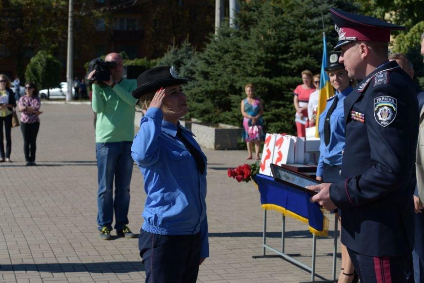 Милиция Донетчины усилила меры безопасности ко Дню Мариуполя (ФОТО), фото-4