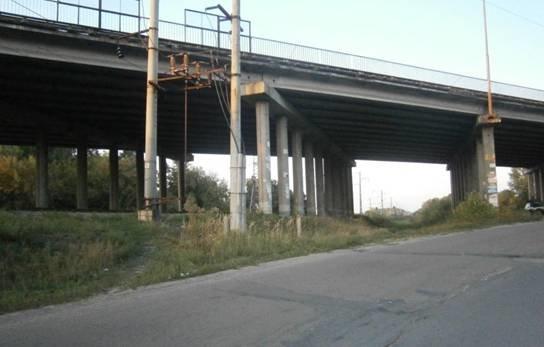 Недалеко от Киева под мостом милиция обнаружила гранатомёт (ФОТО) (фото) - фото 2