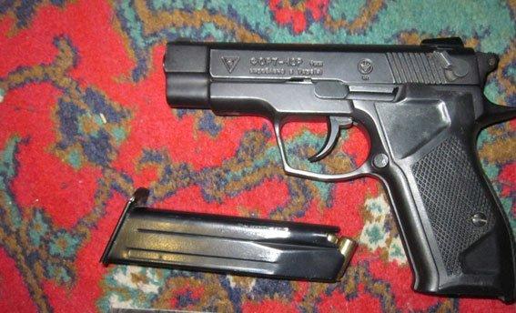 На Полтавщині у крадіїв виявили арсенал зброї (фото) - фото 2