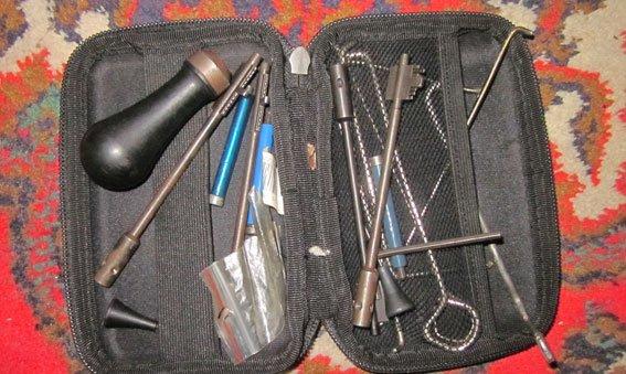 На Полтавщині у крадіїв виявили арсенал зброї (фото) - фото 7