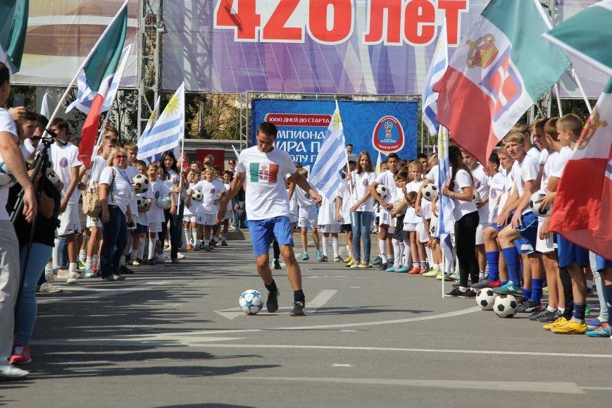 209 волгоградцев установили рекорд по одновременной чеканке мяча, фото-7