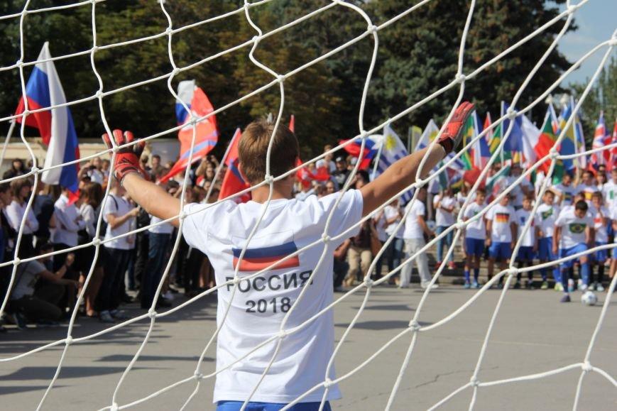 209 волгоградцев установили рекорд по одновременной чеканке мяча, фото-11