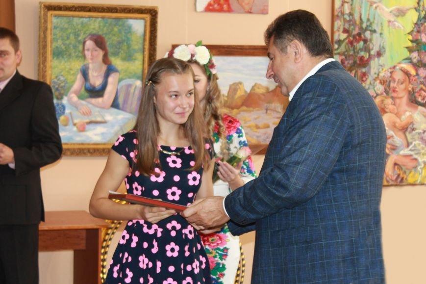 Олександр Удовіченко привітав майбутніх чемпіонів (фото) - фото 2