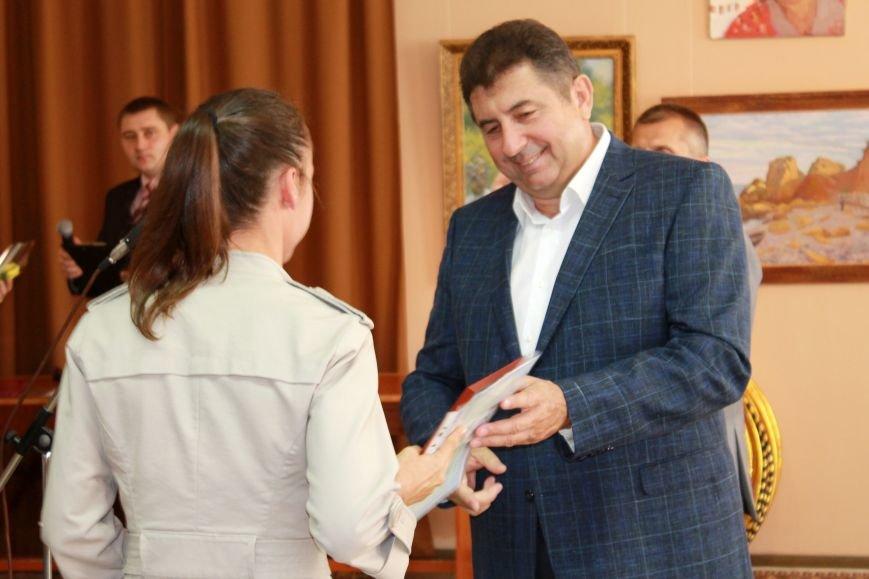 Олександр Удовіченко привітав майбутніх чемпіонів (фото) - фото 3