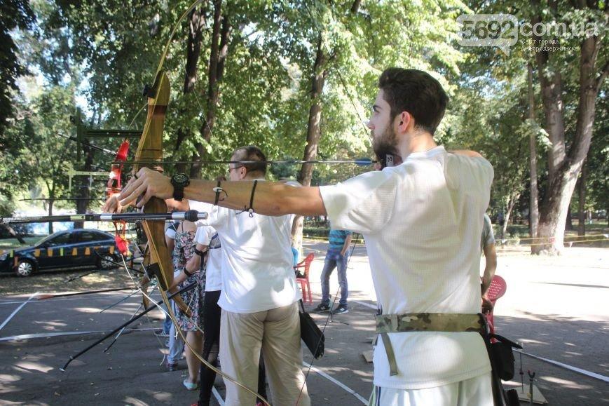 В Днепродзержинске стартует Открытое первенство по стрельбе из лука (фото) - фото 1