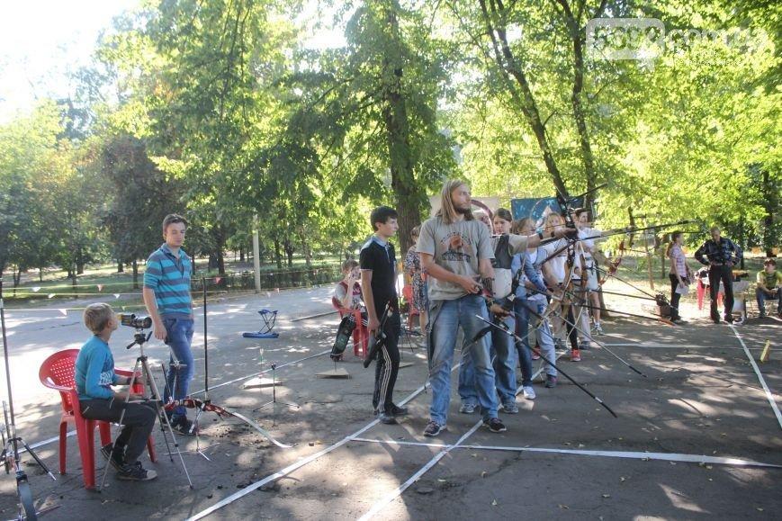 В Днепродзержинске стартует Открытое первенство по стрельбе из лука (фото) - фото 5