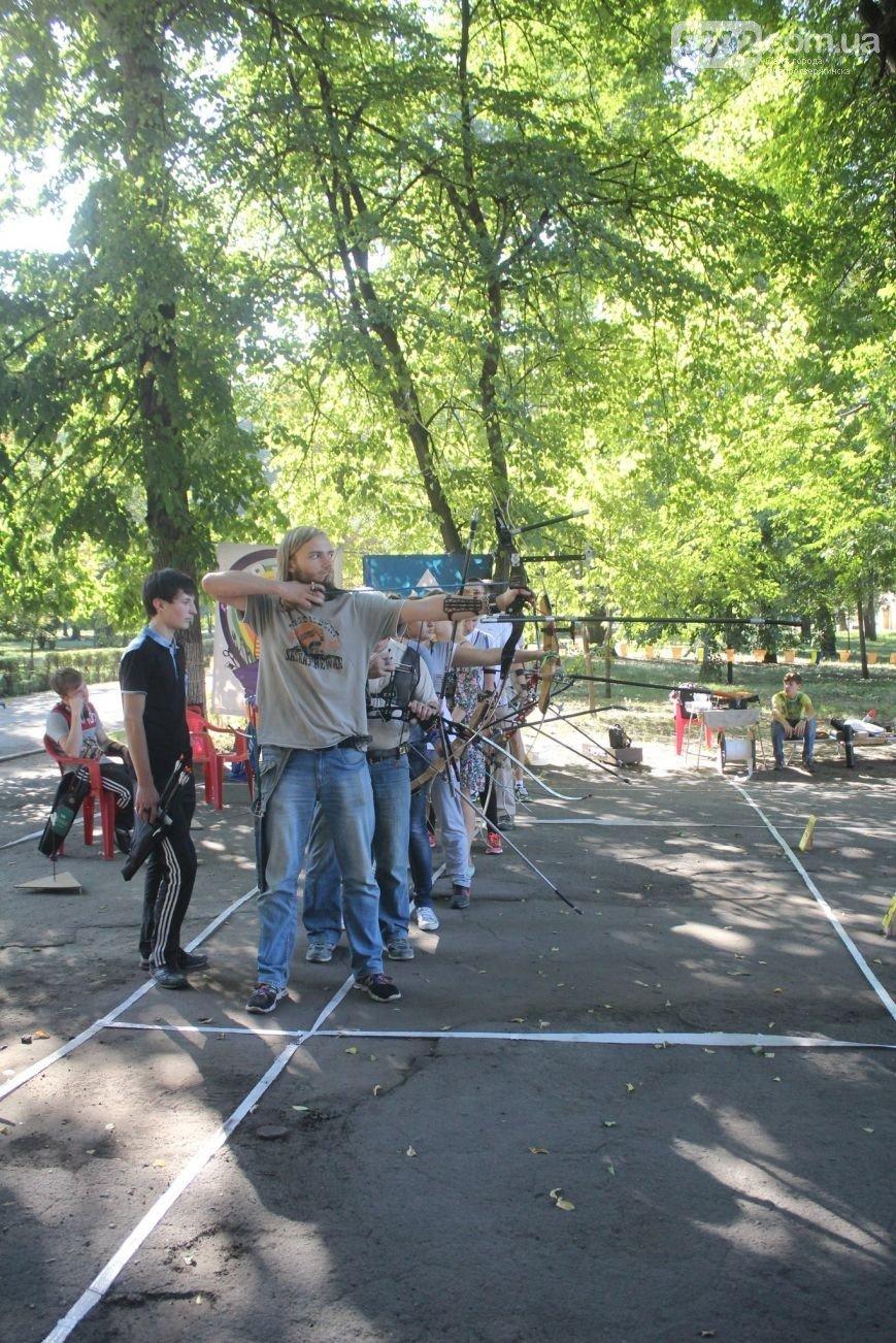 В Днепродзержинске стартует Открытое первенство по стрельбе из лука (фото) - фото 4