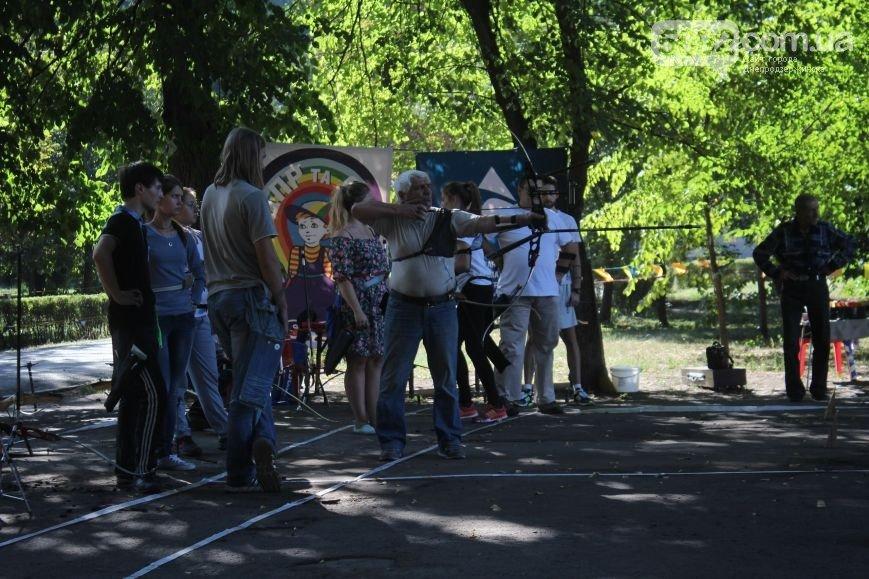 В Днепродзержинске стартует Открытое первенство по стрельбе из лука (фото) - фото 6