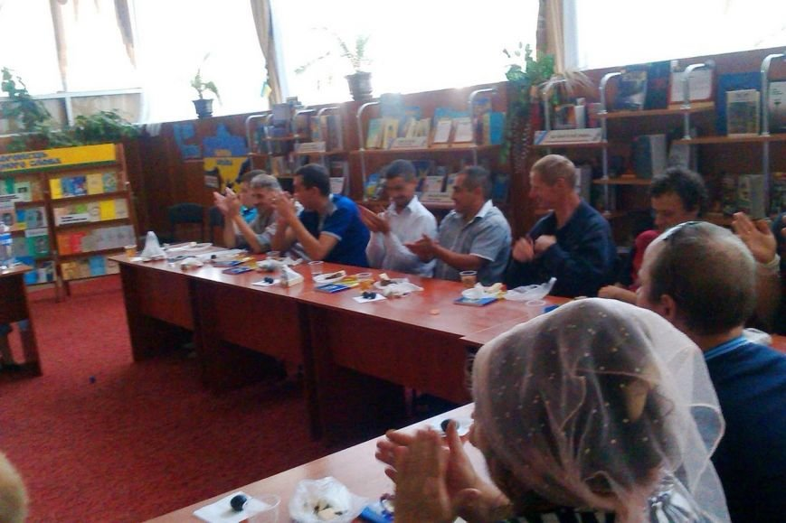 Чергова зустріч громадян «Республіки Добра» відбулася у Хмельницькому (Фото), фото-2