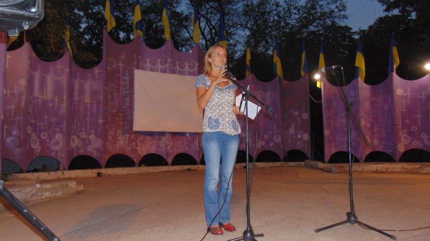 Мариупольцы слушали песни профессора Бану Синг Панвара и смотрели на летающую скрипачку (фото) - фото 3