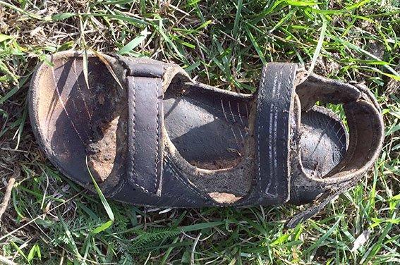 У Красилівському районі знайшли фрагменти тіла невідомої дівчинки (фото) - фото 3