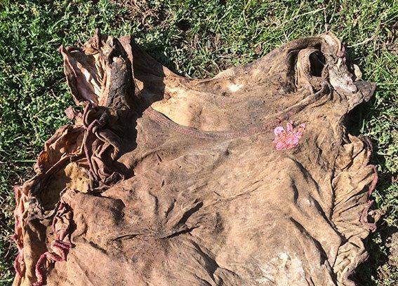 У Красилівському районі знайшли фрагменти тіла невідомої дівчинки (фото) - фото 2