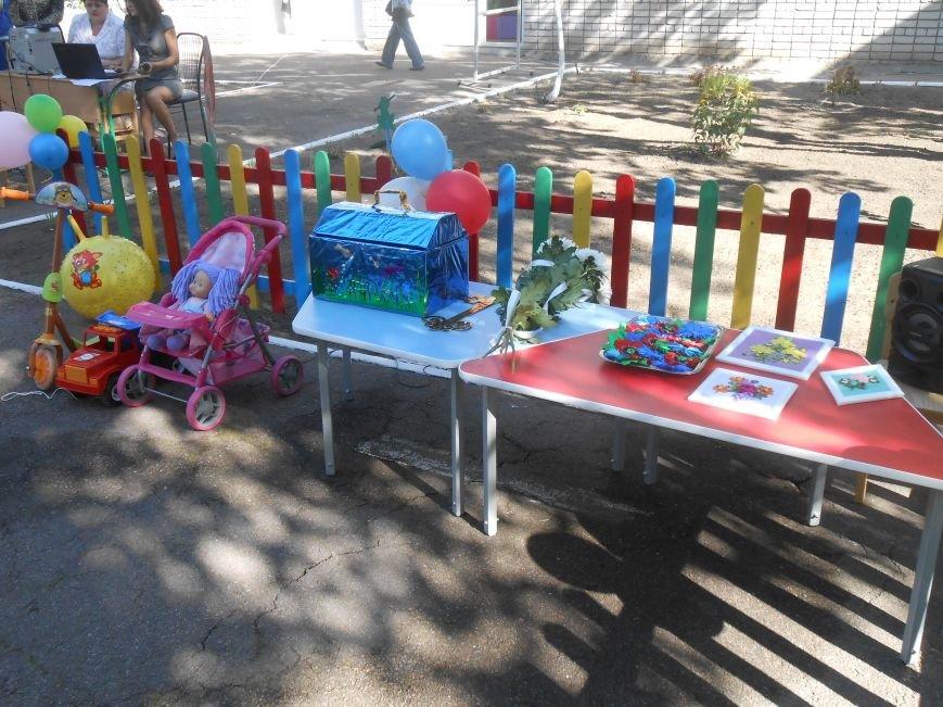 В днепродзержинском детсаду №44 ко Дню города открыли плавательный бассейн (фото) - фото 12