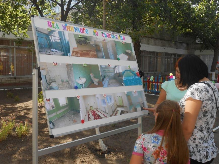 В днепродзержинском детсаду №44 ко Дню города открыли плавательный бассейн (фото) - фото 36