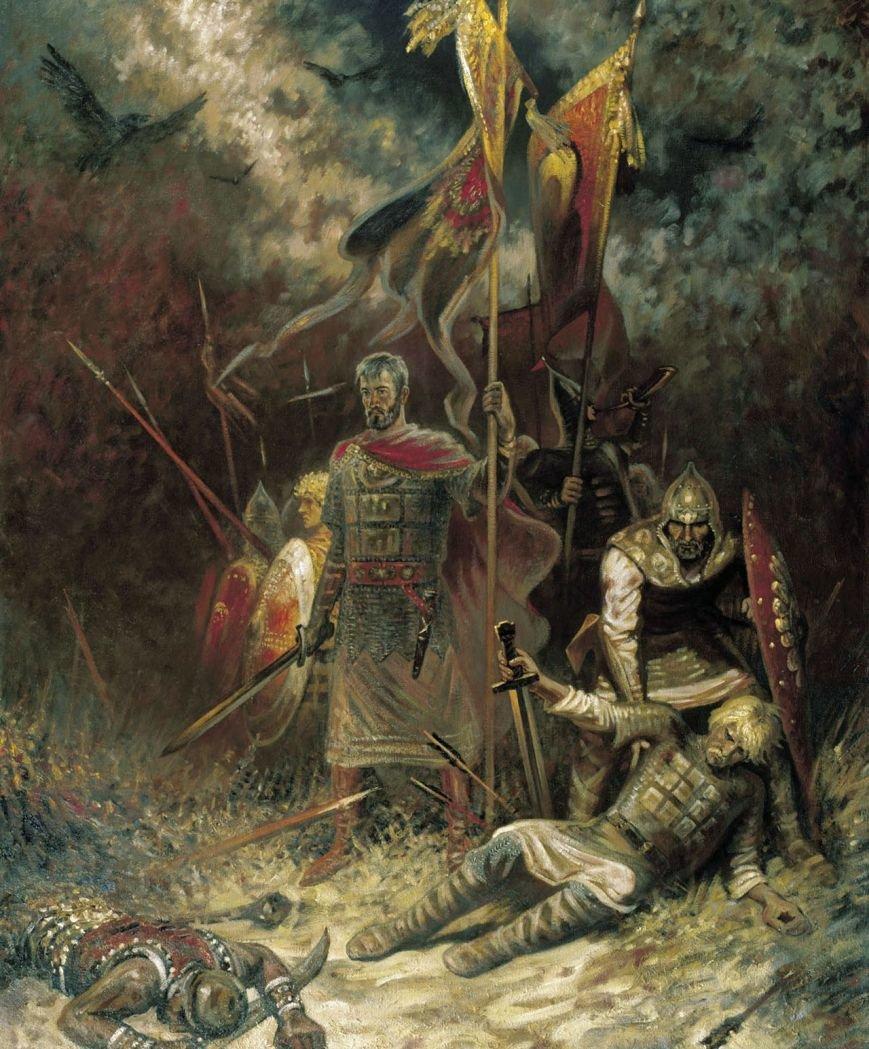830 лет назад в Добрпольском районе произошла битва Игоря с половцами (фото) - фото 3
