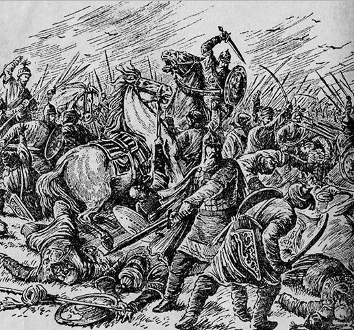 830 лет назад в Добропольском районе произошла битва князя Игоря с половцами, фото-1