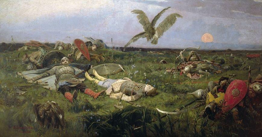 830 лет назад в Добропольском районе произошла битва князя Игоря с половцами, фото-3
