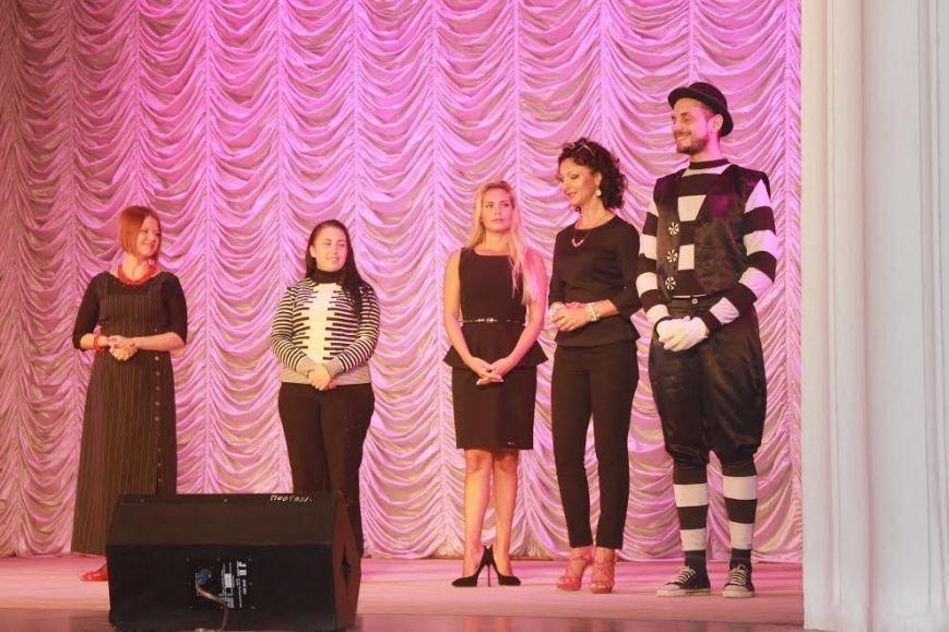 Мариупольская «Театромания» показала, как важно беречь мир (Фотофакт) (фото) - фото 2