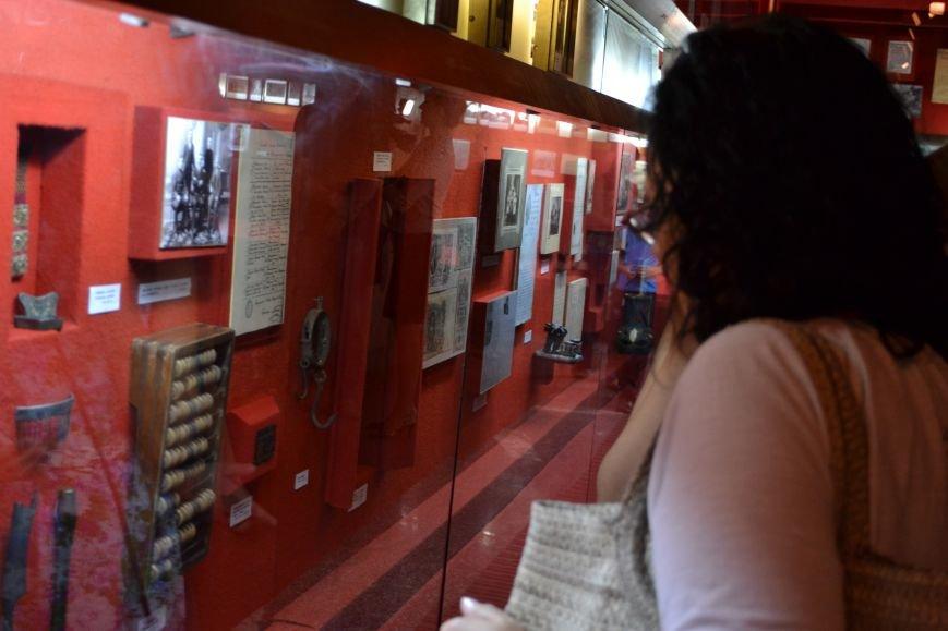 В музее истории Днепродзержинска рассказали о жителях Каменского, фото-16
