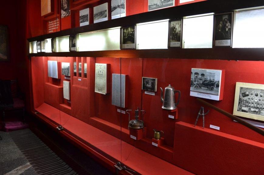 В музее истории Днепродзержинска рассказали о жителях Каменского, фото-8