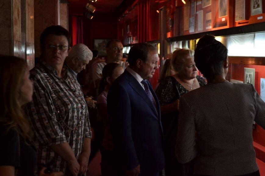 В музее истории Днепродзержинска рассказали о жителях Каменского, фото-15