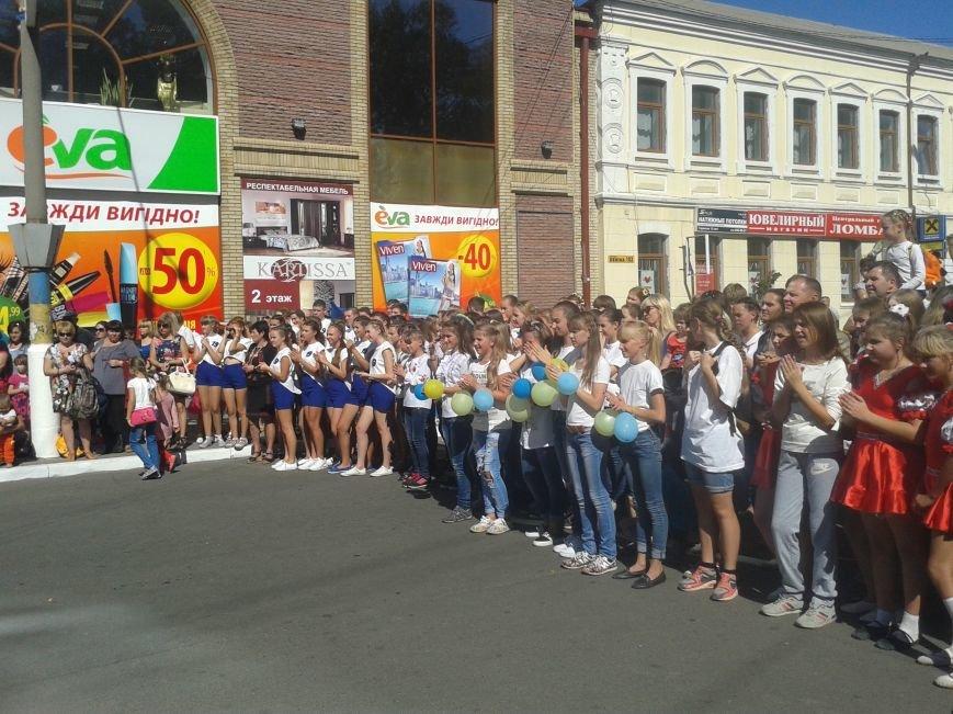 Фестиваль уличной еды и танцевальный баттл на День города в Павлограде, фото-6