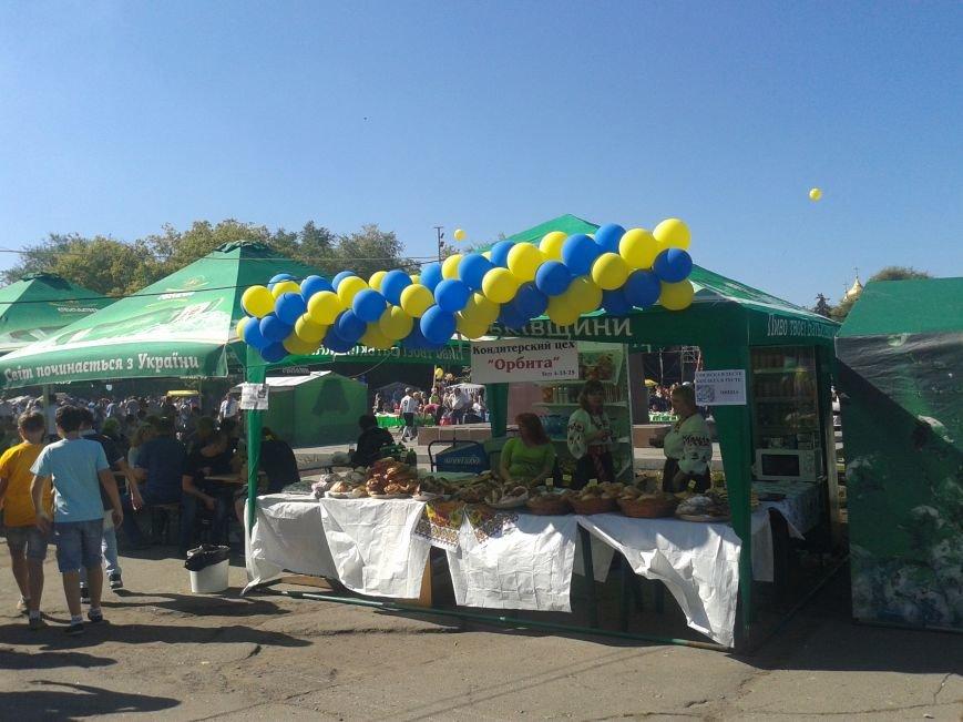 Фестиваль уличной еды и танцевальный баттл на День города в Павлограде, фото-1