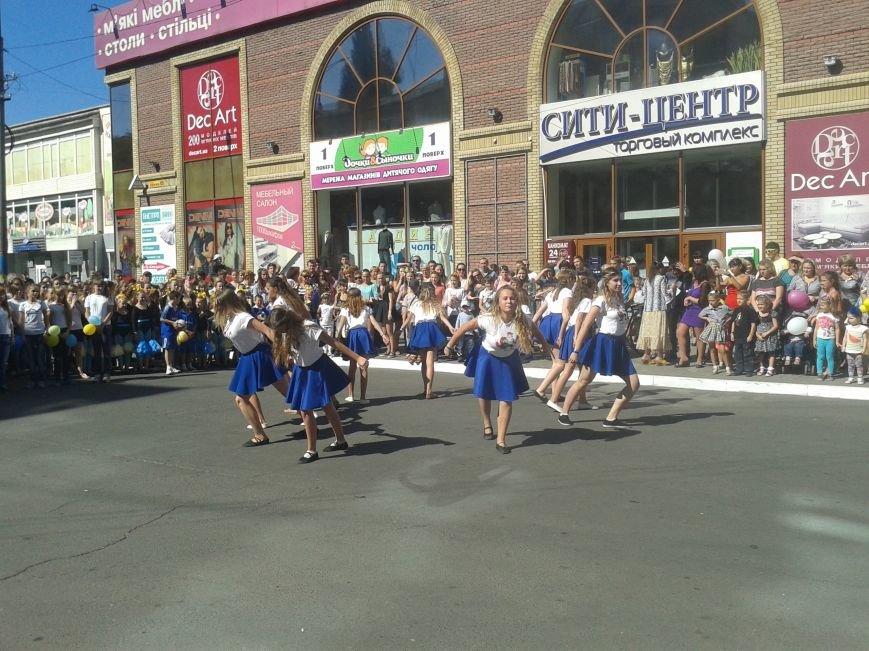 Фестиваль уличной еды и танцевальный баттл на День города в Павлограде, фото-5