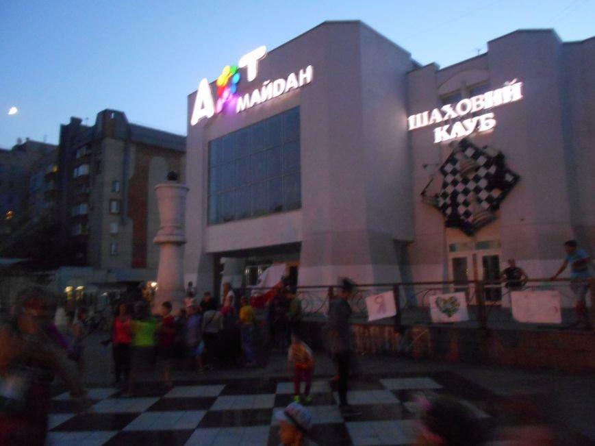 «Сокровища Руданы» собрали на Арт-майдане в Кривом Роге сотни горожан (ФОТО) (фото) - фото 1
