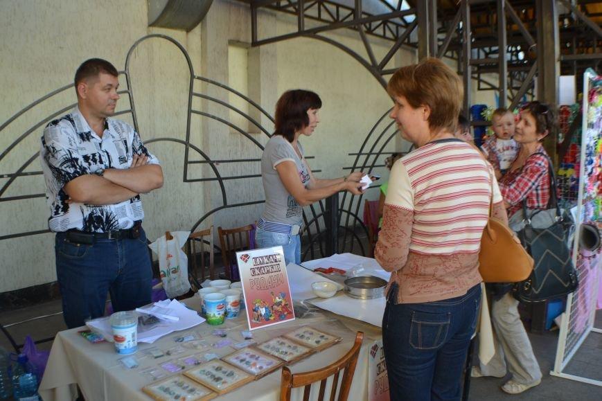 «Сокровища Руданы» собрали на Арт-майдане в Кривом Роге сотни горожан (ФОТО, ВИДЕО), фото-17