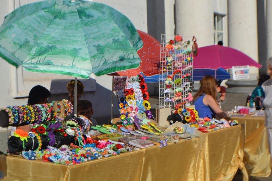 «Сокровища Руданы» собрали на Арт-майдане в Кривом Роге сотни горожан (ФОТО, ВИДЕО), фото-43