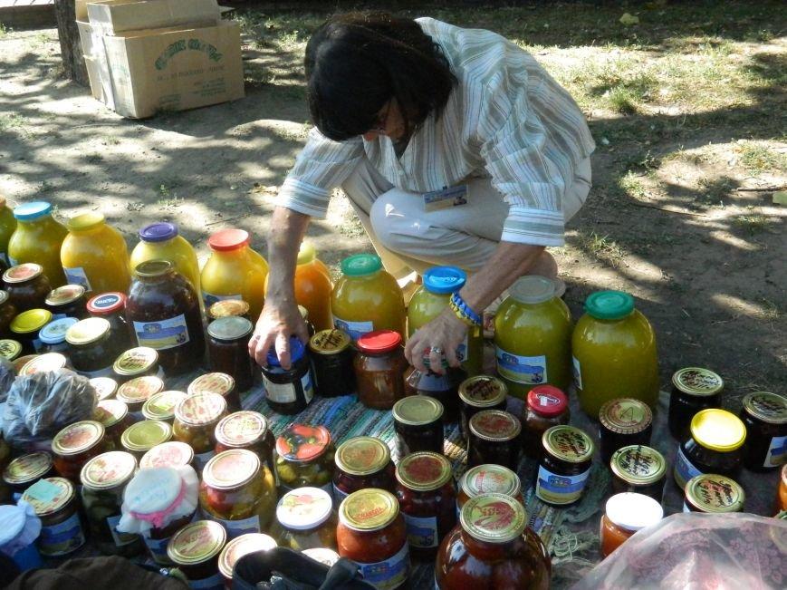 В Запорожье проходит фестиваль домашней консервации (ФОТОРЕПОРТАЖ) (фото) - фото 7