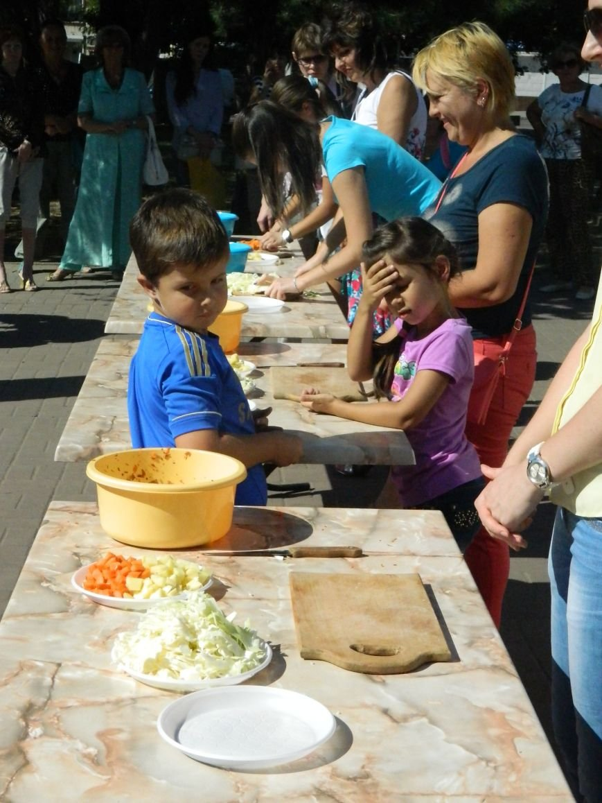 В Запорожье проходит фестиваль домашней консервации (ФОТОРЕПОРТАЖ) (фото) - фото 5