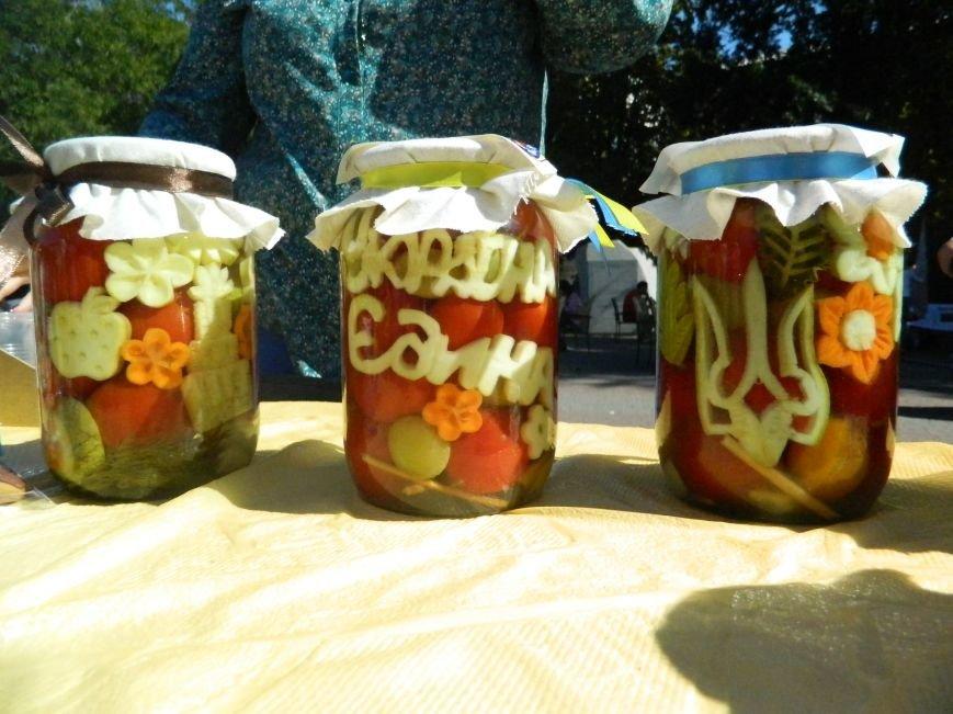 В Запорожье проходит фестиваль домашней консервации (ФОТОРЕПОРТАЖ) (фото) - фото 6