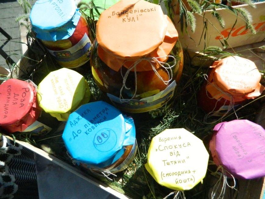 В Запорожье проходит фестиваль домашней консервации (ФОТОРЕПОРТАЖ) (фото) - фото 8
