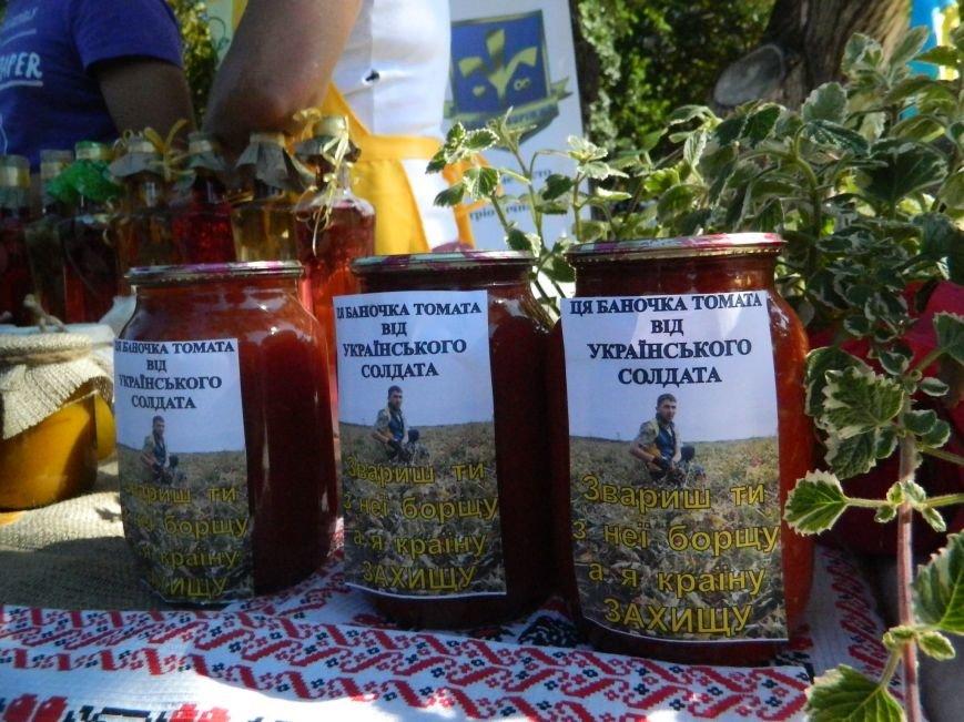 В Запорожье проходит фестиваль домашней консервации (ФОТОРЕПОРТАЖ) (фото) - фото 3