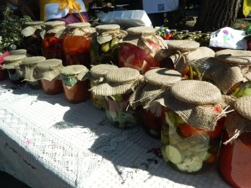 В Запорожье проходит фестиваль домашней консервации (ФОТОРЕПОРТАЖ) (фото) - фото 2