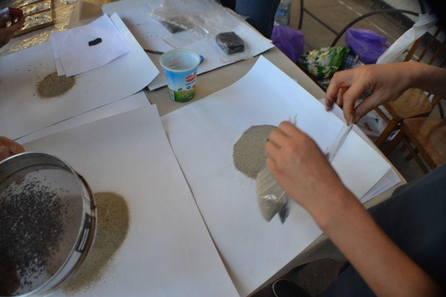 Криворожские ученые провели мастер-классы для маленьких криворожан (ФОТО), фото-12