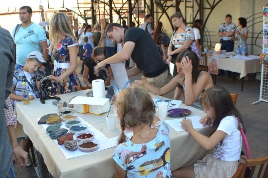Криворожские ученые провели мастер-классы для маленьких криворожан (ФОТО), фото-6