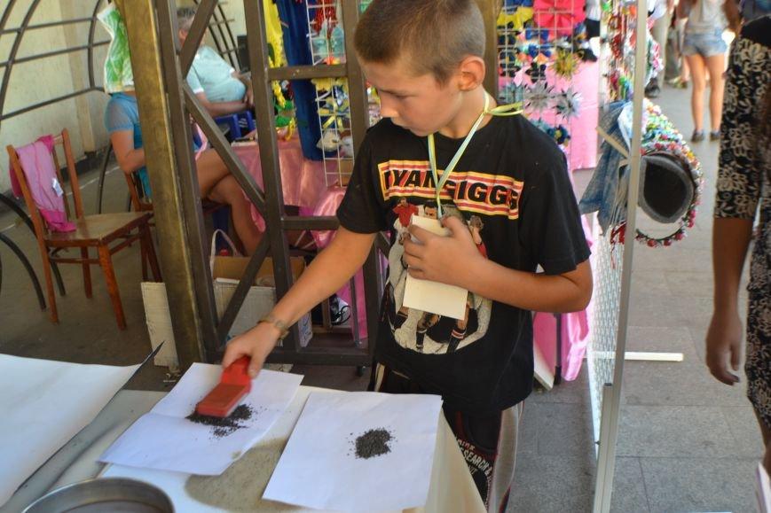 Криворожские ученые провели мастер-классы для маленьких криворожан (ФОТО), фото-15