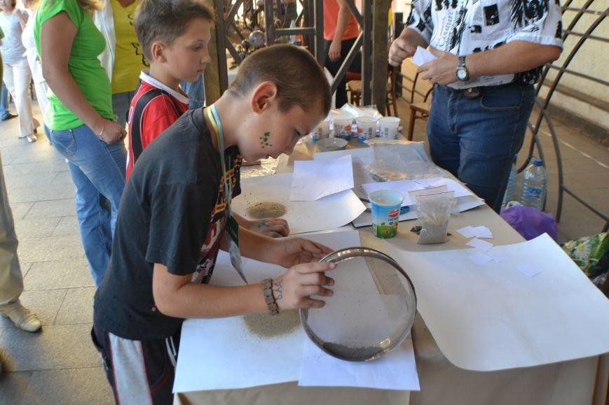 Криворожские ученые провели мастер-классы для маленьких криворожан (ФОТО), фото-13